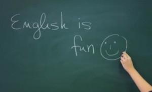 FBFP English is fun