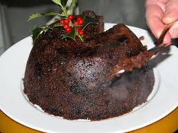 b-christmas-pudding